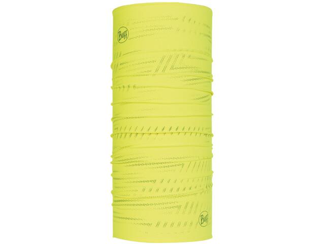Buff Reflective Original Neckwarmer r-solid yellow fluor